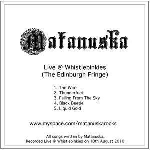Image for 'Live @ Whistlebinkies: The Edinburgh Fringe'