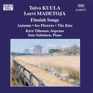 Image for 'KUULA / MADETOJA: Finnish Songs'