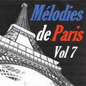 Image for 'Mélodies de Paris, vol. 7'