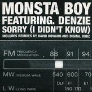 Image for 'Monsta Boy'