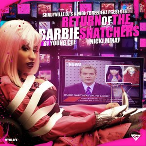 Image for 'Return Of The Barbie Snatchers The Mixtape'