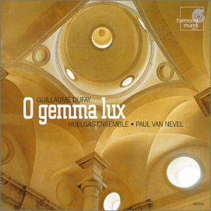 Image for 'O Gemma Lux [Huelgas Ensemble]'
