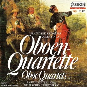 Image for 'Oboe Quartets - Fiala, J. / Krommer, F.'