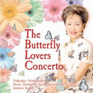 Image pour 'The Butterfly Lovers Violin Concerto'