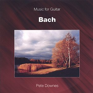 Image for 'Music for Guitar: Bach'