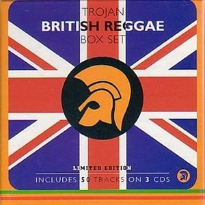 Image pour 'Trojan British Reggae Box Set'