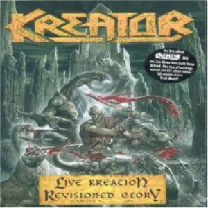 Image for 'Live Kreation: Revisioned Glory (disc 1)'