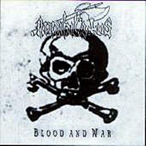 Bild für 'Blood and War'