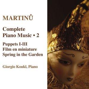 Image for 'Complete Piano Music Vol.2 (Giorgio Koukl)'