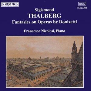 Bild för 'THALBERG: Fantasies on Operas by Donizetti'