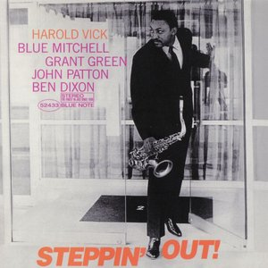 Image for 'Steppin' Out!'