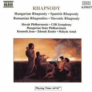 Image for 'Romanian Rhapsody, Op. 11, No. 2'