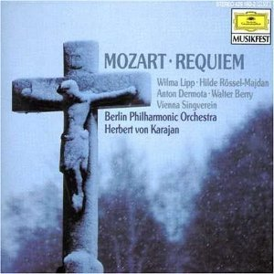 Image for 'Requiem in D minor, KV 626 (Berliner Philharmoniker feat. conductor: Herbert von Karajan)'