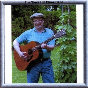 Image for 'The Steve Hill Blues Band'