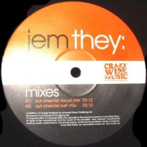 Image for 'They (Cut Chemist vocal mix)'
