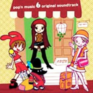 Image for 'pop'n music 6 original soundtrack'