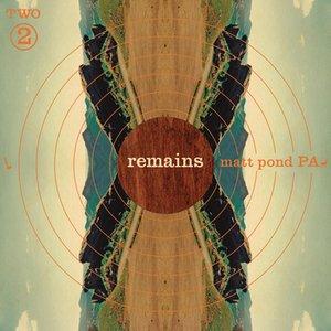 """""""Remains""""的封面"""
