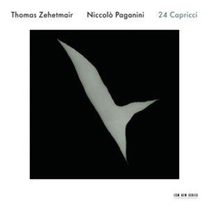 Image for 'Niccolò Paganini - 24 Capricci per violino solo, op.1'