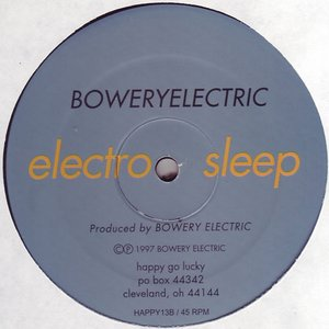 Image for 'Blow Up / Electro Sleep'