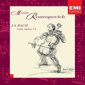 Bild für 'Bach - Cello Suites'