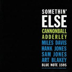 Image for 'Somethin' Else (Rudy Van Gelder Edition)'