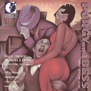 """The Gershwins' Porgy and Bess""的封面"