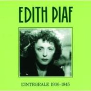 Image for 'L'intégrale 1936-1945 (disc 1)'