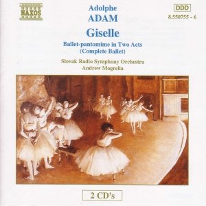 Image for 'ADAM: Giselle (Complete Ballet)'