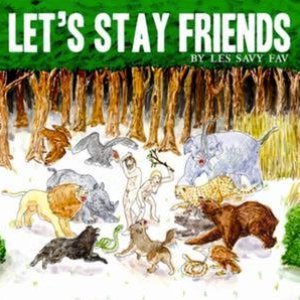 Image for 'Let's Stay Friends'