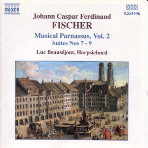 Image for 'FISCHER: Musical Parnassus, Vol.  2'