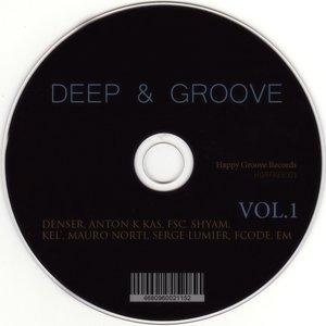 Bild för 'Deep & Groove Vol.1'