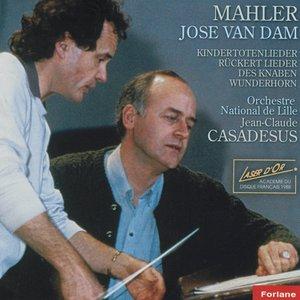 Image for 'Gustav Mahler : Kindertotenlieder, Rückert Lieder, Des Knaben Wunderhorn'