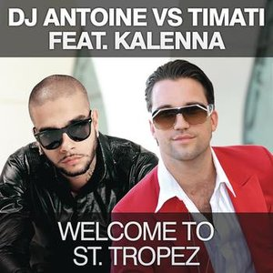 Image for 'Welcome To St. Tropez'