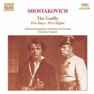 Bild för 'The Gadfly - Five Days - Five Nights'