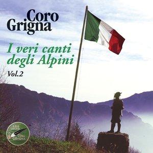Image for 'I veri canti degli Alpini vol. 2'