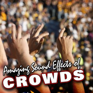 Image for 'Amazing Sound Effects of Crowds'
