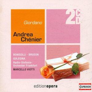 Image for 'Giordano, U.: Andrea Chenier [Opera]'
