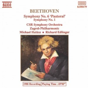 Image for 'BEETHOVEN : Symphonies Nos. 6 & 1'