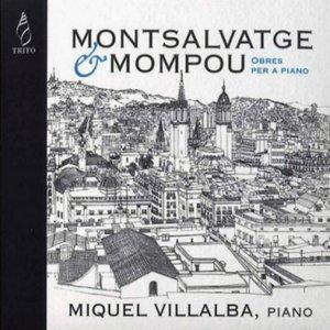 Image for 'Montsalvatge & Mompou: Obres per a Piano'