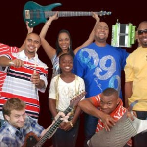 Image for 'Keith Frank & The Soileau Zydeco Band'