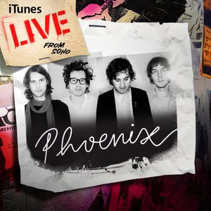 Image pour 'iTunes Live from SoHo'