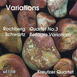 Image for 'Schwartz / Rochberg: Variations - Quartets'
