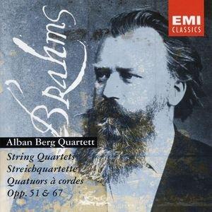 Image for 'Brahms - String Quartets'