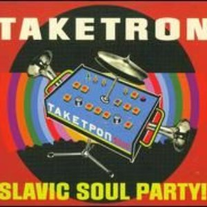 Image for 'Taketron'