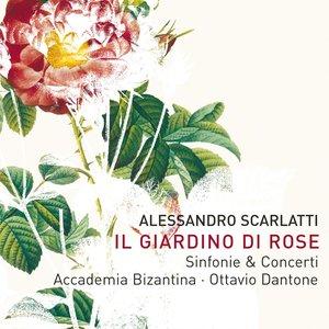 Image pour 'Scarlatti: Giardino di Rose'