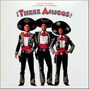Bild für 'The Three Amigos'