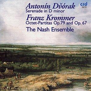 Image for 'Dvořák: Serenade in D minor, Krommer: Octet-Partitas Op. 67 & 79'