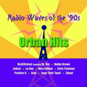 Image pour 'Radio Waves Of The '90s: Urban Hits'