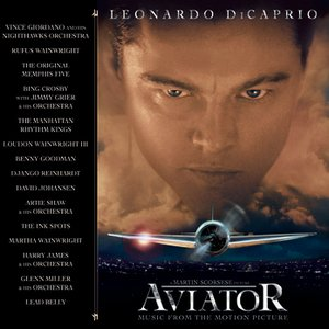 Image for 'The Aviator Music From The Motion Picture'