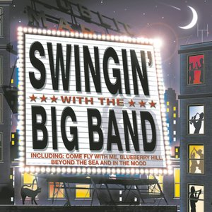 Image for 'Swingin' with The Big Band'